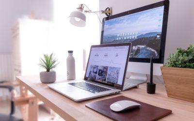 Mise en ligne de l'Agence Ad4web